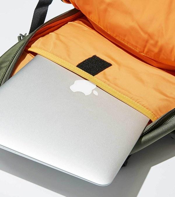 FCE3081 SATIN TRAVEL BP 緞面旅行後背包