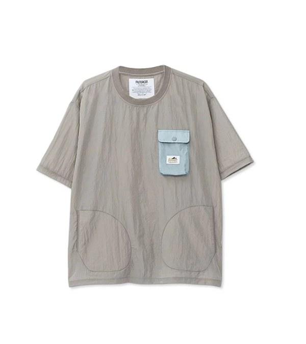 FLT0001 Convertible Utility Long Sleeve T-Shirt 拆袖機能長袖T