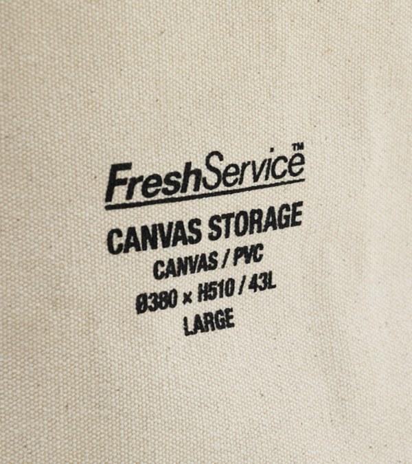 FSV3919 CANVAS STORAGE_S 帆布儲物籃