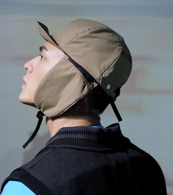 HLC2322 Delta Cap 防潑水飛行帽