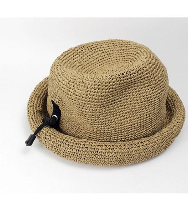HLC2335 Dale Dome Cap 手編圓頂帽