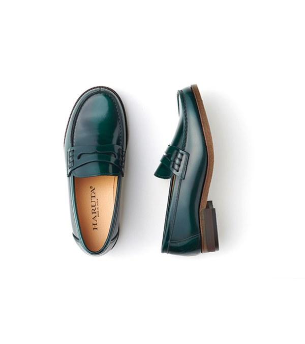 HRT9905 920 Coin loafer 樂福皮鞋