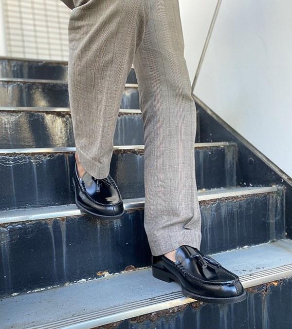 HRT9915 907 Tassel loafer 流蘇樂福鞋