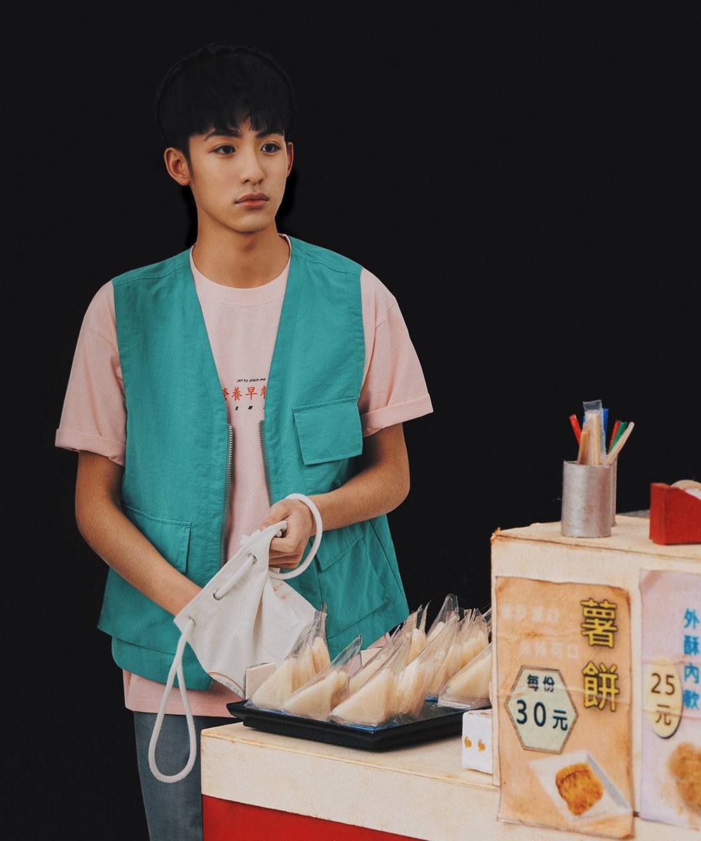 JNP0105 早餐店菜單TEE