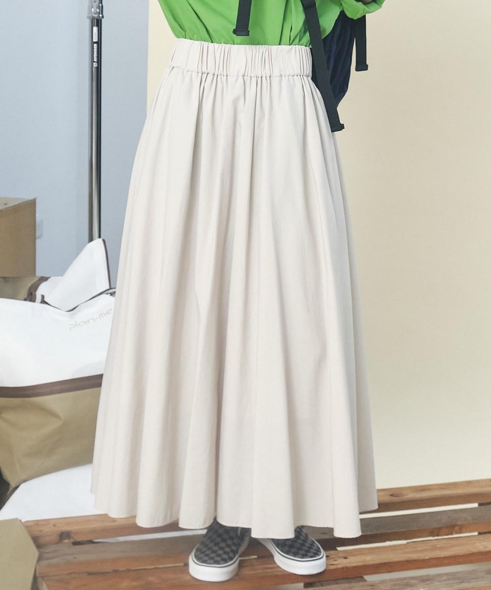 JSD4004 尼龍傘狀長裙