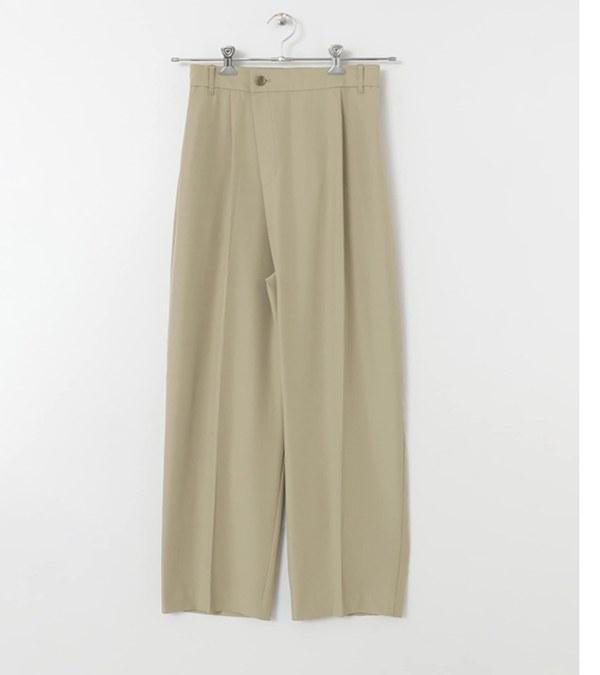 KBF1612 不對稱寬褲