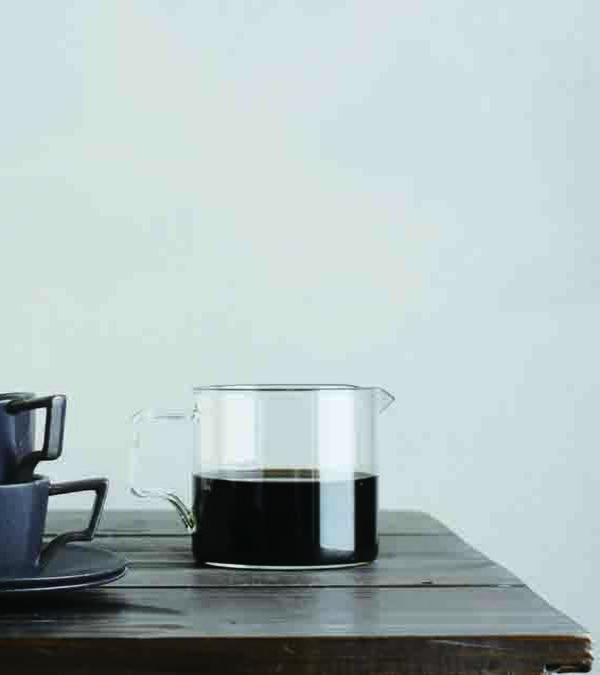 KNT9937 OCT八角咖啡玻璃壺 300ml