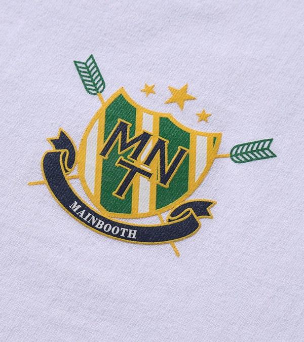 MBT0136 純棉短TEE Univ. Logo