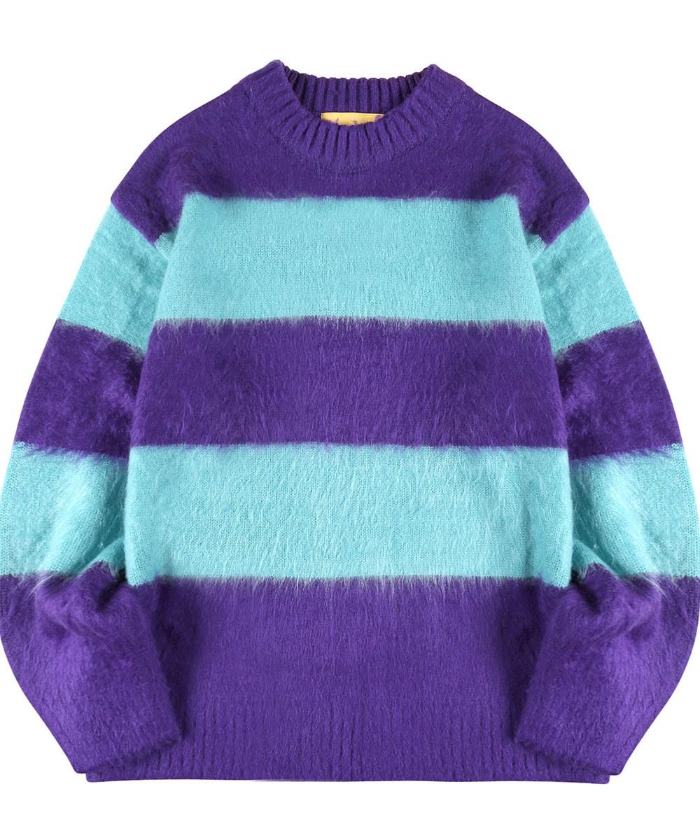 MBT0312 BSB Sweater 粗條紋針織毛衣