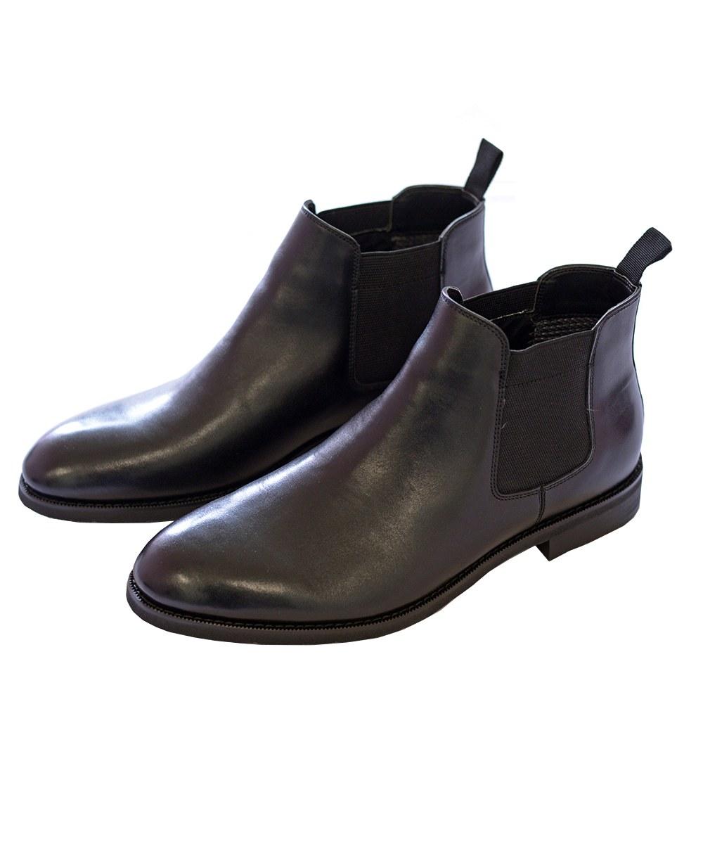 MDR9907 MW5909 MADRAS WALK 皮革短靴