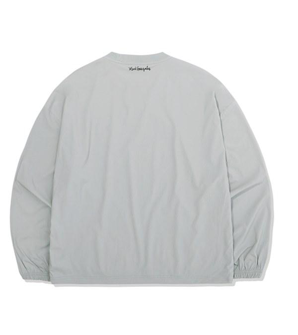 MGZ0010 NYLON PULLOVER 尼龍套頭衫
