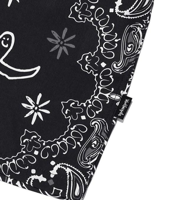 MGZ0206 圖騰短袖襯衫 BANDANA PATTERN SHORT SLEEVE SHIRTS