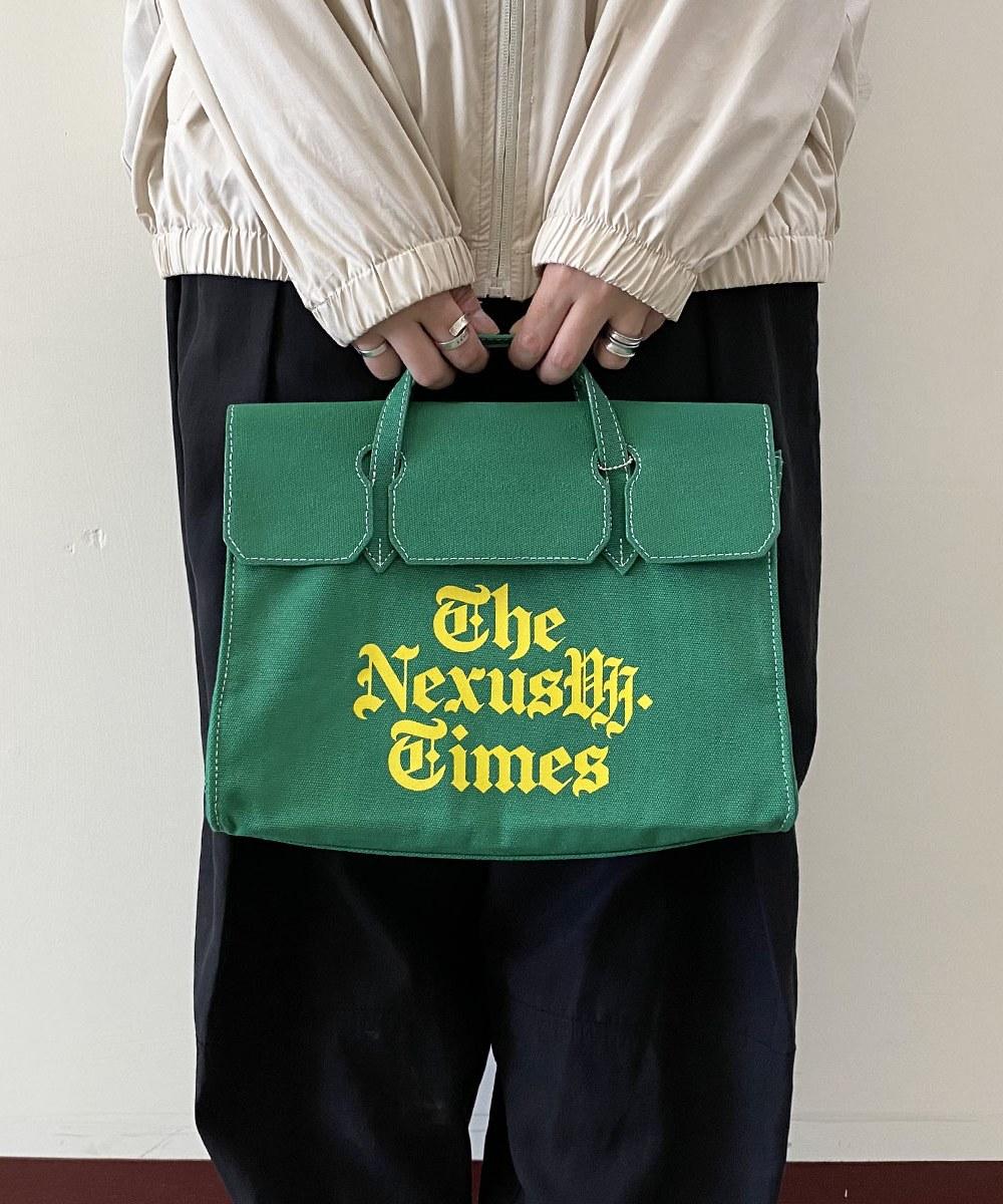 NXS3020 別注款復古手提袋 The Nexusvii. Times BAG