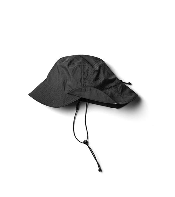 NZQ2304 尼龍登山帽 WK.P-02 CONVERTIBLE BUCKET HAT