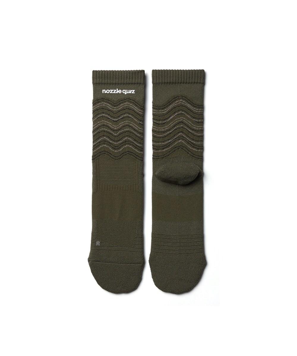 NZQ2914 中筒休閒襪 WK.P-02 C.MX Socks