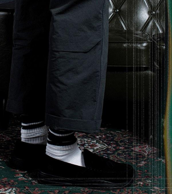 NZQ2921 plain-me x nozzle quiz Grilles Window Series 滑板襪