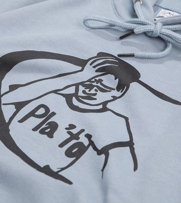 PLT9919 headache logo hoodie 頭痛連帽衛衣