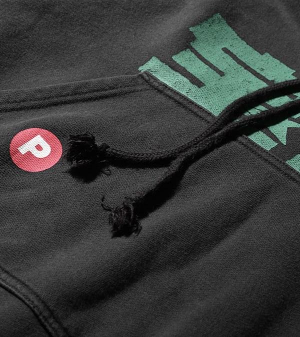PLT9931 PLATEAU X 4D P4 HOODIE 聯名連帽衛衣