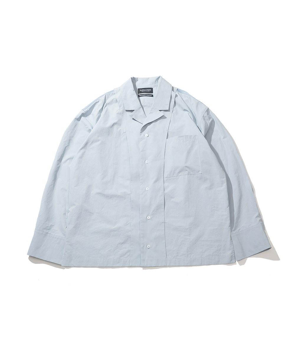 PLT9946 寬鬆襯衫 INSIDE OUT SHIRT