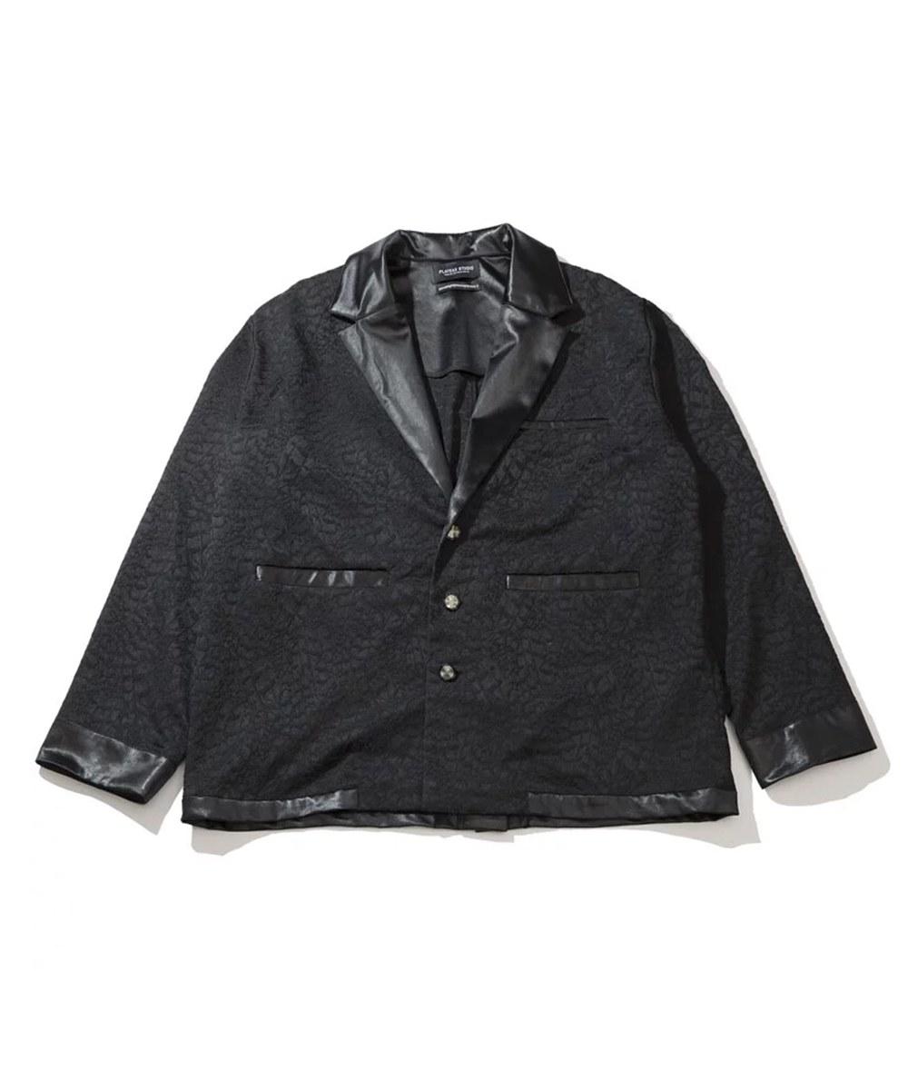 PLT9952 提花西裝夾克 JACQUARD SUIT JACKET