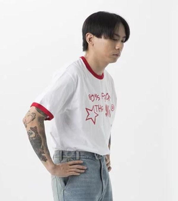 PLT9954 純棉圖TEE 90 TYPE TEE