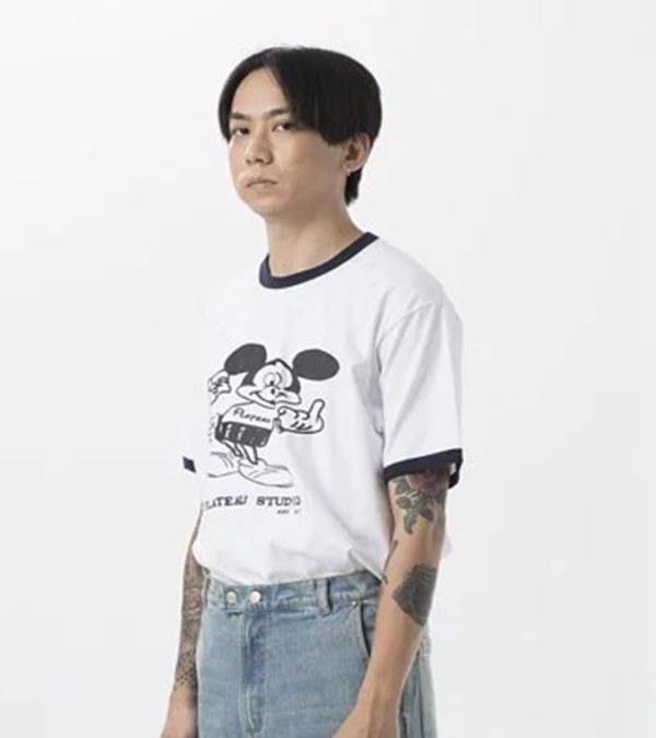 PLT9956 純棉圖TEE PISNEY TEE