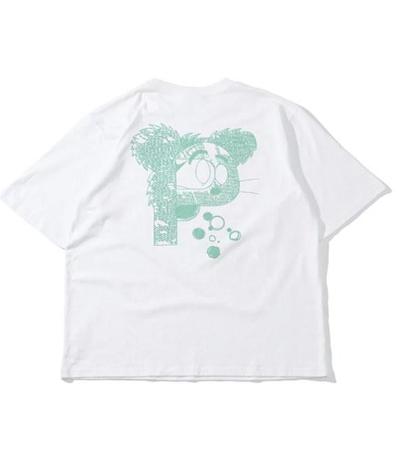 PLT9958 純棉圖TEE P-RATS TEE