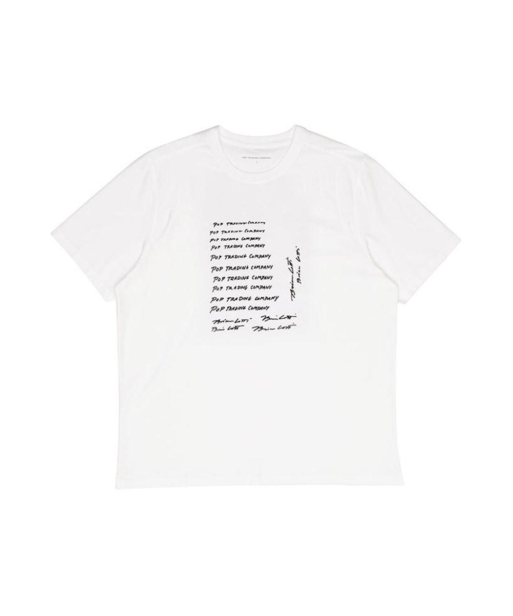 PTC0030 純棉圖TEE lotti t-shirt