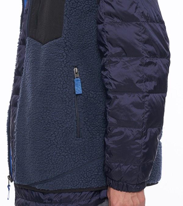 PTG0502 Ms Classic Retro-X Vest 經典毛絨背心