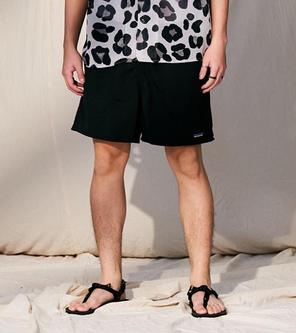 PTG1701 Ms Baggies Shorts - 5 in. 短褲