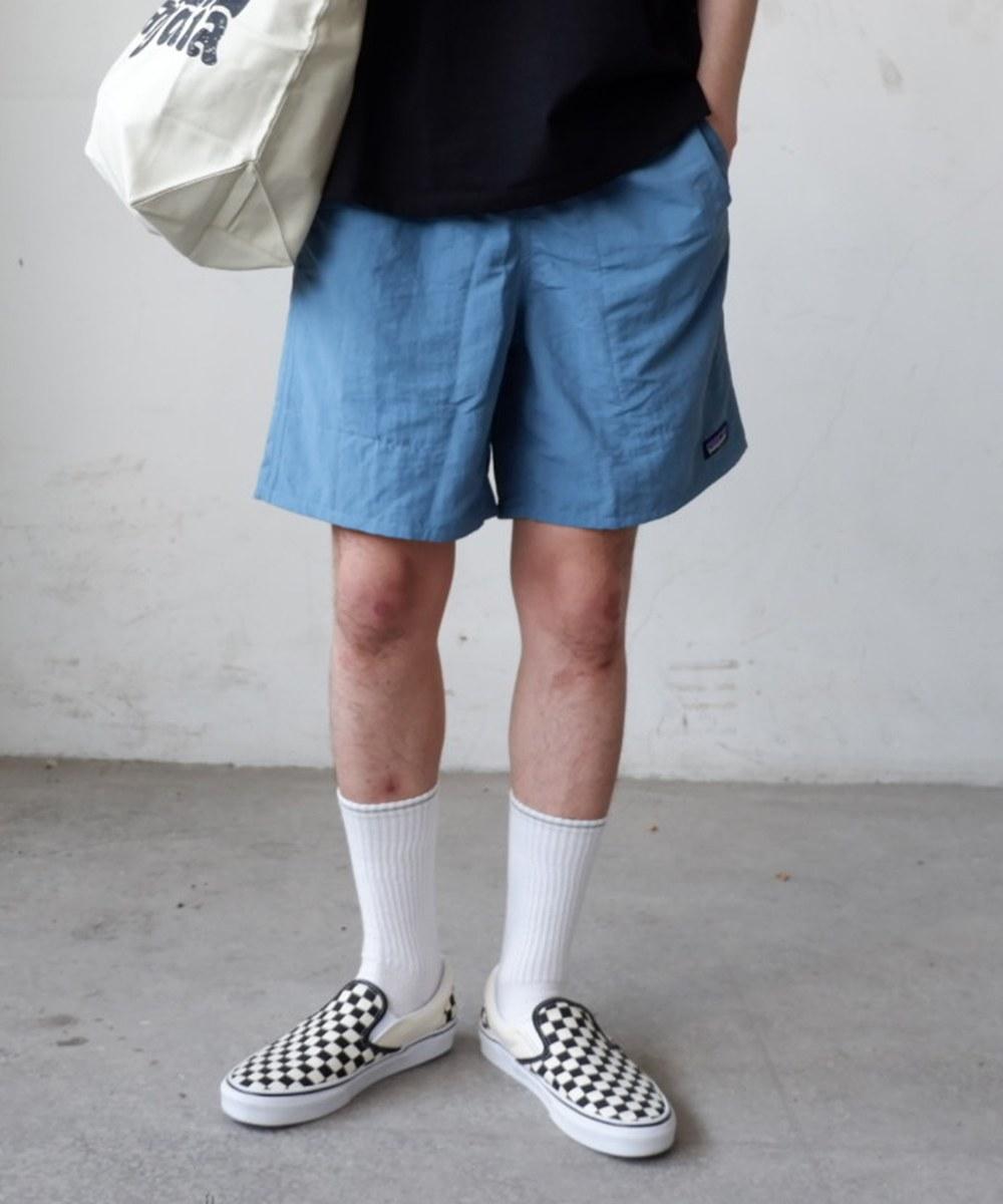 PTG1702 經典 Baggies 輕便短褲 -7吋