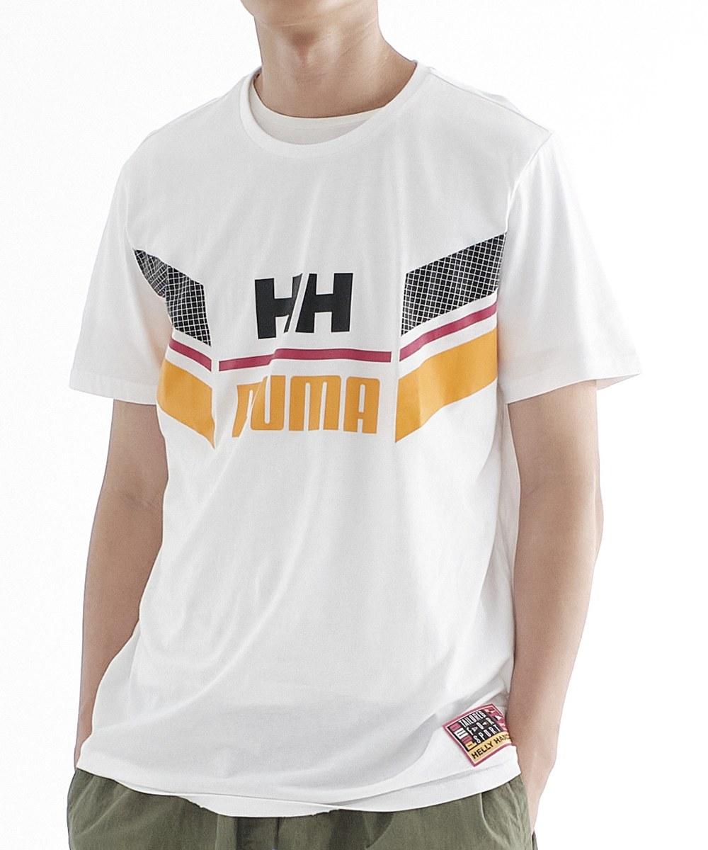 PUMA0117 Helly Hansen系列短袖T恤(M)
