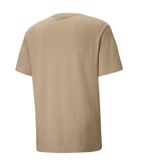 PUMA0123 Maison Kitsune系列寬版短袖T恤(N)