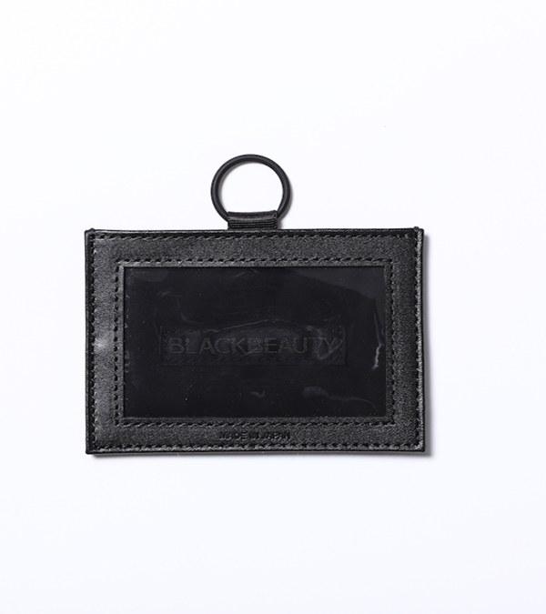 RMD3008 BLACK BEAUTY PASS CASE WIDE 隨身橫卡夾