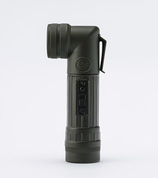 RTM9901 軍用手電筒造型噴罐 Army Flashlight Spray Bottle