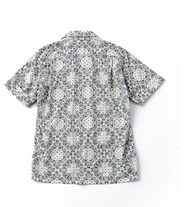 SYN0249 SHAKA ALOHA SHIRT 純棉夏威夷襯衫