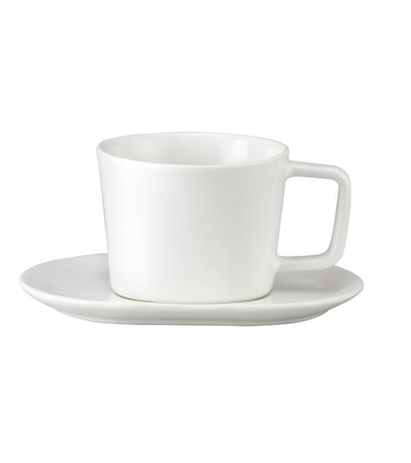 TOA9938 DRIPDROP / 陶瓷咖啡杯盤組 180ml