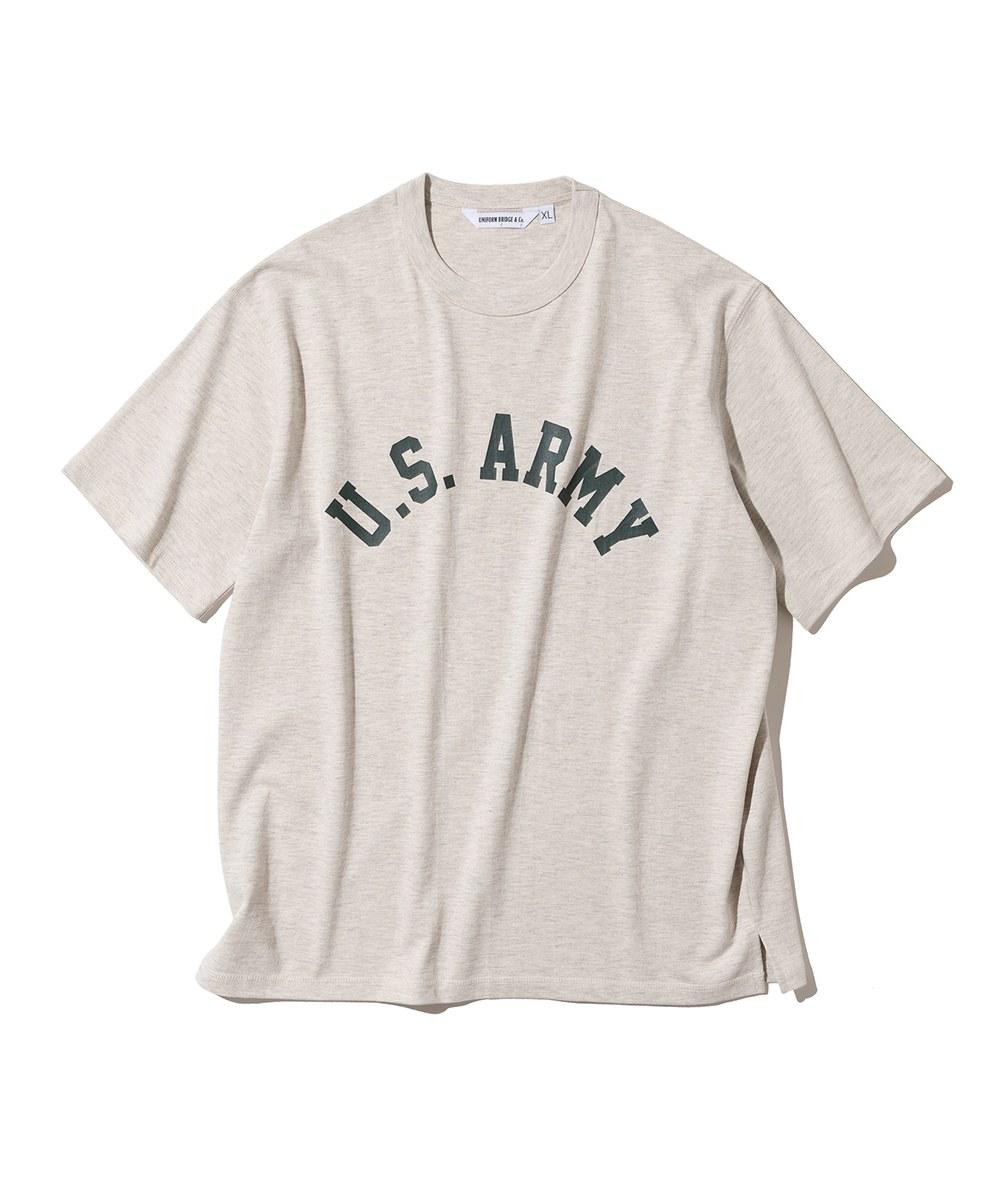 UNB0106 短袖圖TEE us army logo s/s tee