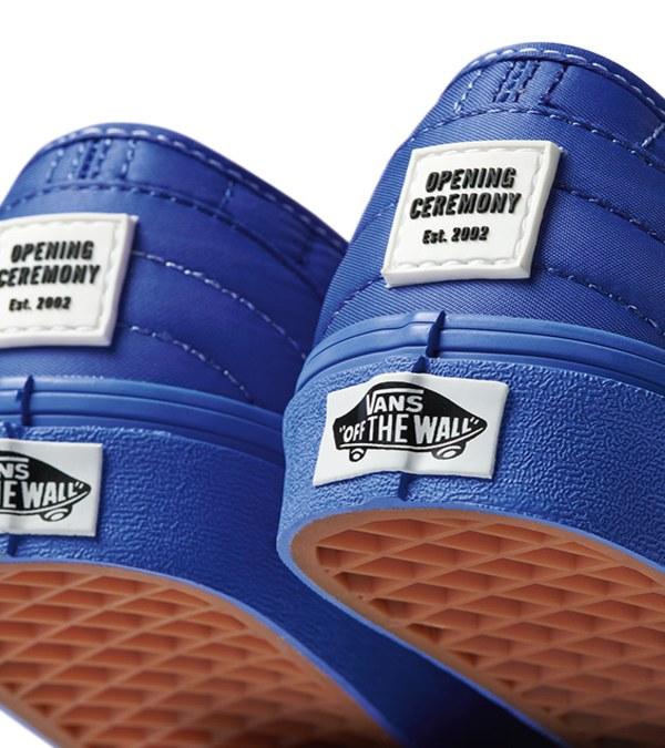 VANS1994 Authentic QLT Opening Ceremony 滑板鞋