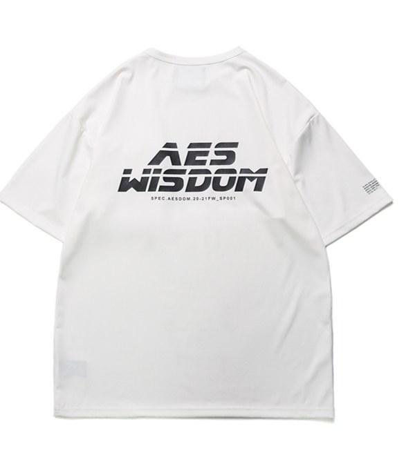 WDM0037 AESDOM Tee 聯名口袋短TEE